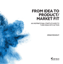 book from idea to product/market fit
