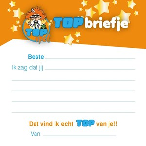 topbriefje