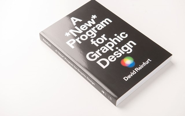 David Reinfurt - A New Program for Graphic Design
