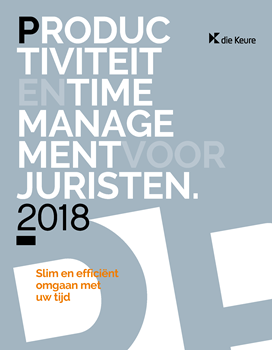 Whitepaper productiviteit en timemanagement voor juristen