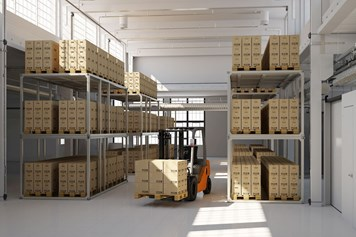 warehouse logistiek